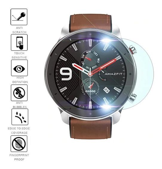 2 X Películas Filme Protetora Para Relógio Xiaomi Amazfit Gtr (47mm)