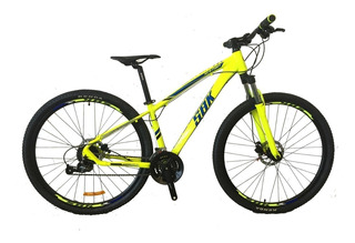 Bicicleta Mountain 29 Sbk New Port 27v Hidraulico C/blockeo