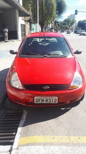 Imagem 1 de 6 de Ford Ka 2002 1.0 Gl 3p