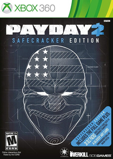 Payday 2 Safecracker Edition Xbox 360 (en D3 Gamers)