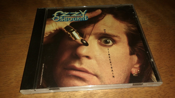 Ozzy Osbourne Mr. Tinkertrain Cds Promo