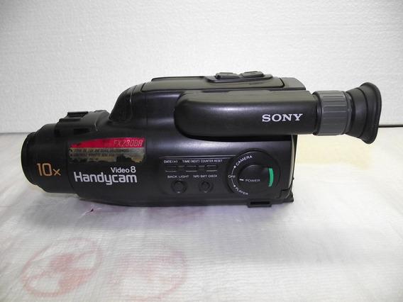 Filmadora Sony Handycam Ccd Fx230br