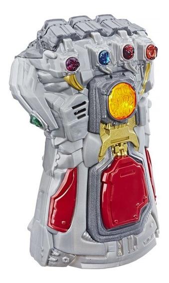 Luva Manopla Eletrônica Thanos Vingadores Hasbro