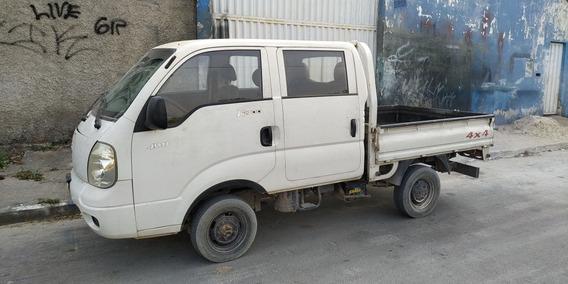 Kia Bongo 2.7 Std 4x4 Rs Cab. Dupla C/ Carroceria 2p 2008