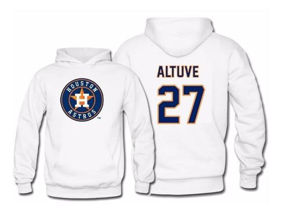Sudadera Jose Altuve Jersey Houston Astros Mlb