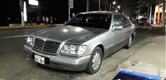 Mercedes-benz Clase S 300 Sel W140