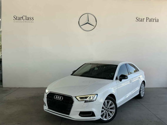 Star Patria Audi A3 2018 4p Sedan Select L4/2.0/t Aut
