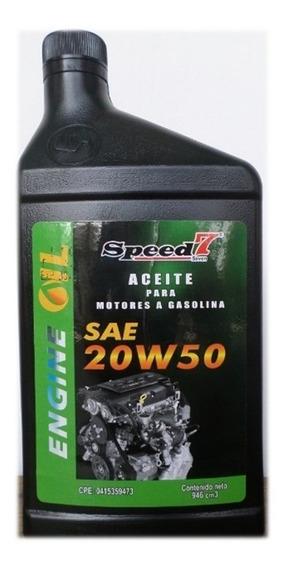 Aceite Mineral 20w50 Sl (12 Uni) (mayor)