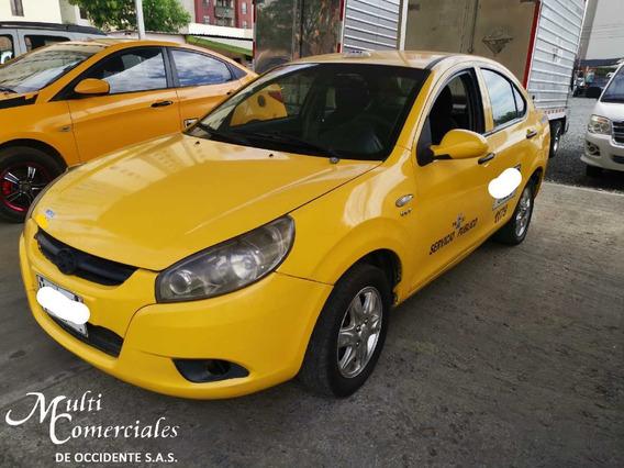 Taxi Jac Sedan Mod 2012