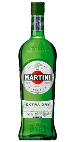 Vermouth Martini Extra Dry 1 Litro Local