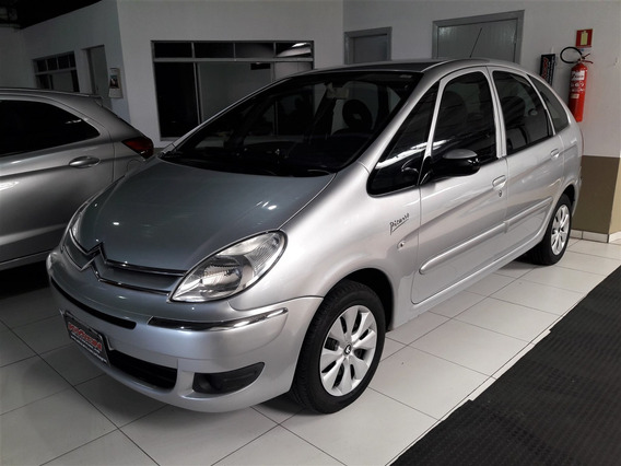 Picasso Glx 1.6 Flex Manual Placa I Ano 2010