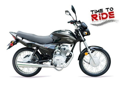 Yumbo Gs 125 S - Timetoride - 0km * Nuevo Lanzamiento *