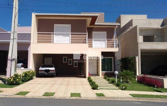 Casa À Venda No Condomínio Costa Das Areias Em Salto - Ca7397
