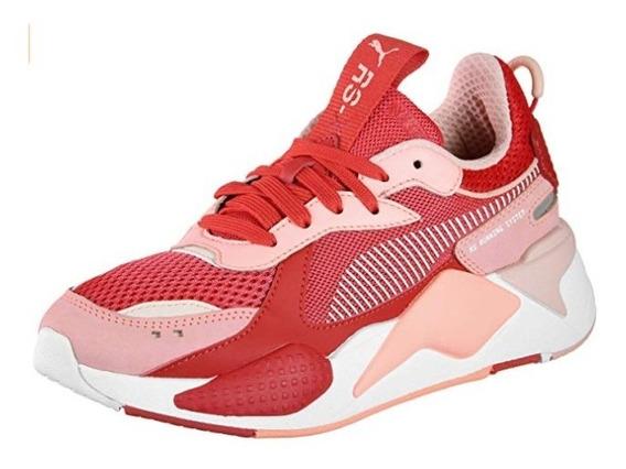 zapatillas tenis niño puma