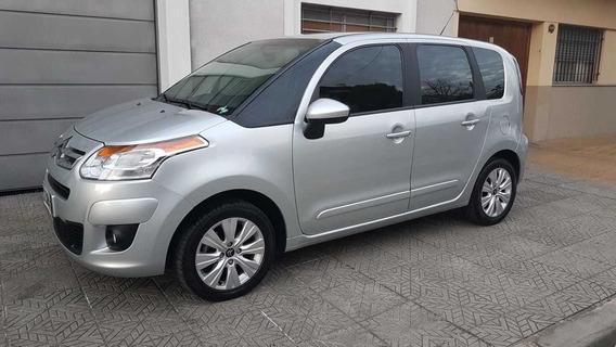 Citroën C3 Picasso 1.6 Exclusive 115cv 2014