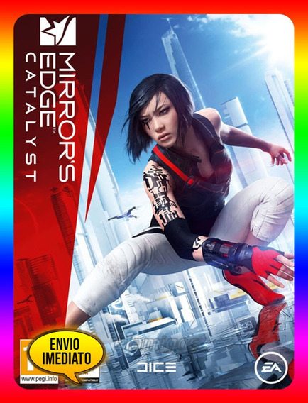 Mirrors Edge Catalyst Pc - Origin Key (envio Já)