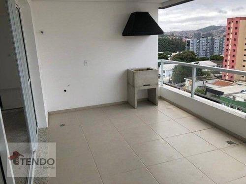Imagem 1 de 18 de Apartamento 152 M² - Venda - 3 Dormitórios - 3 Suítes - Vila Bocaina - Mauá/sp - Ap2746