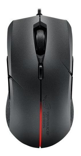 Mouse Gamer Asus Rog Strix Evolve Rgb Optico