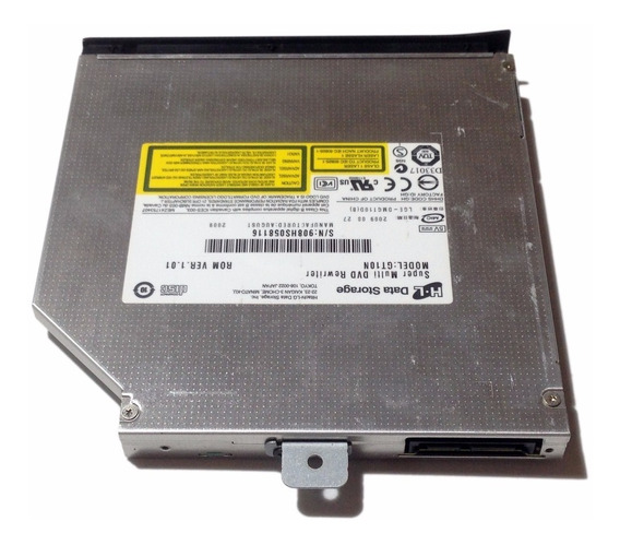 Gravador De Dvd Notebook Msi Cr400 - Usado