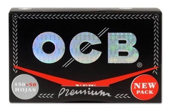 Ocb Block Ocb Premium X 300 Unidades Hojitas Sedas Papeles