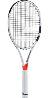 Raqueta Tenis Babolat Pure Strike 98 18x20 4 1/2 + Encordado