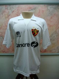 Camisa Futebol Sport Recife Pe Finta Jogo Antiga 1805