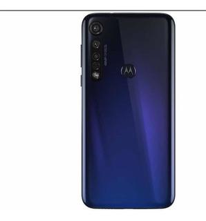 Celular Moto G8 Plus Nuevo Con Caja Accesorios
