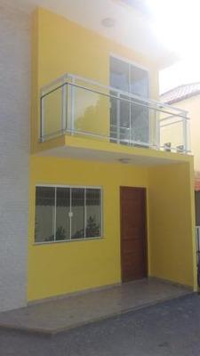 Casa Com 2 Dormitórios Para Alugar Por R$ 1.600/mês - Serra Grande - Niterói/rj - Ca0562