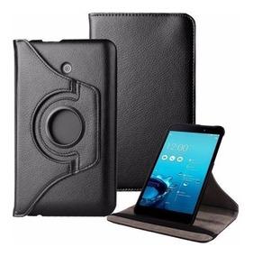 Capa De Couro Para Tablet Asus Fonepad Fe170cg Sob Encomenda