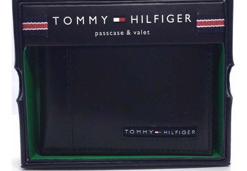Imagen 1 de 7 de Billetera Tommy Hilfiger