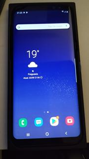 Samsung Galaxy S8+ Sm-g955fd + Brinde + Ler O Anuncio