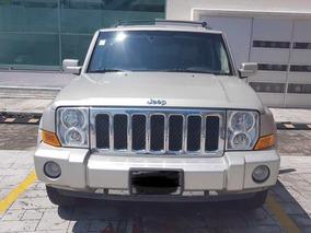 Jeep Commander Overland 4x4 2008
