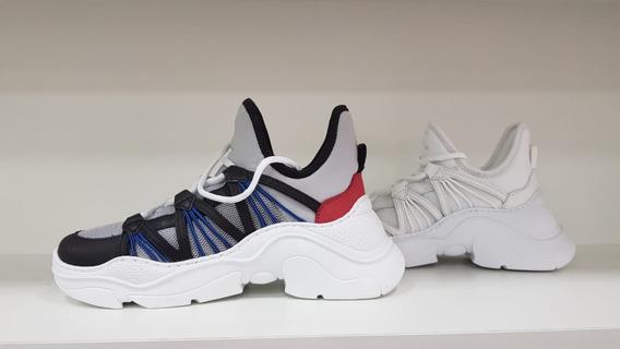 Tênis Multimaterial K685 - Schutz - Chunky Sneaker S.95-18