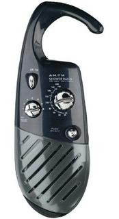 Conair Radio De Ducha Null Negro Sr10