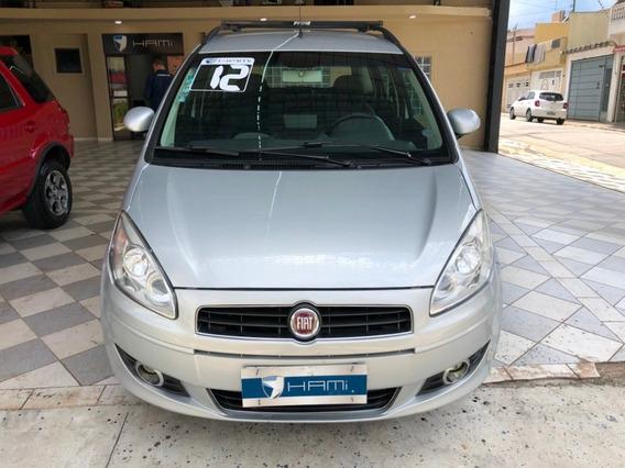 Fiat Idea Attractive 1.4 2012 19900