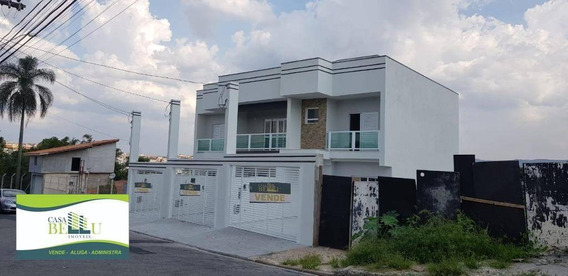 Casa Com 2 Dormitórios À Venda, 100 M² Por R$ 389.000,00 - Centro - Franco Da Rocha/sp - Ca0327