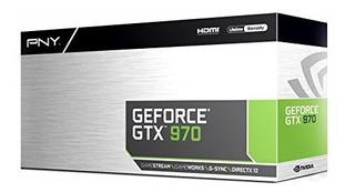 Tarjeta Video Nvidia Gtx 970 4gb Vr Ryzen Intel Gamer Evga