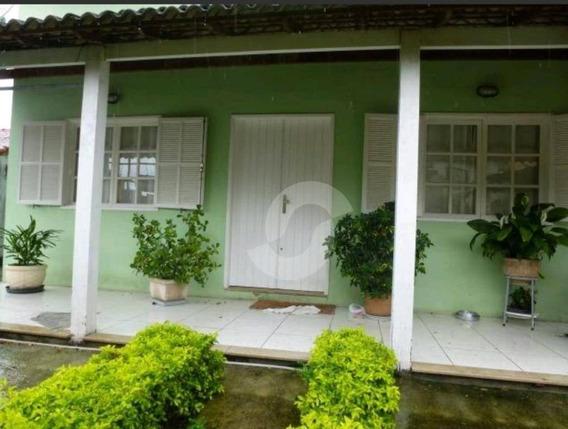 Casa De 4 Quartos, No Zé Garoto, São Gonçalo. - Ca1495