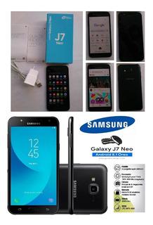 Samsung Galaxy J7 Neo Octacore1.6ghz Ram2gb 16gb Liberado 10