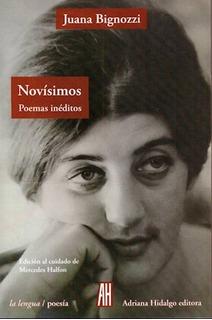 Novísimos, Juana Bignozzi, Ah