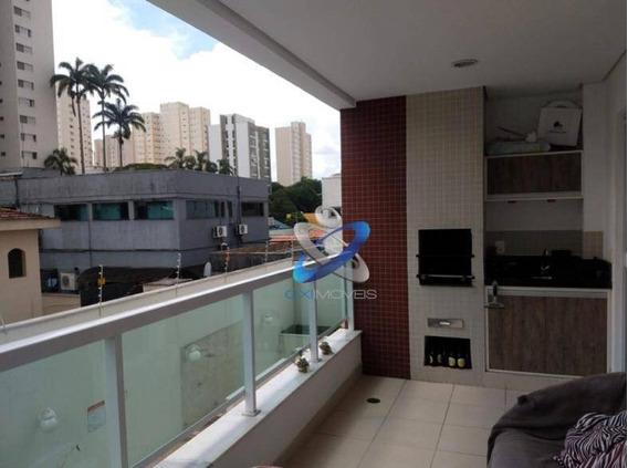 Apartamento Com 2 Dormitórios, 75 M² - Venda Ou Aluguel Vila Adyana - São José Dos Campos/sp - Ap2375