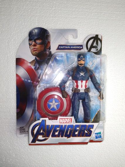 Capitan America Avengers Endgame End Game Hasbro