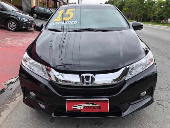 Honda City Ex 1.5 Cvt (flex) Flex Automático