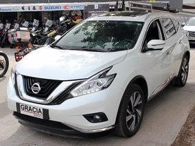 Nissan Murano 3.5 Cvt Awd At 2017