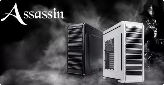 Gabinete Gamer Xigmatek Assassin Black Ccm-38cbx-u01