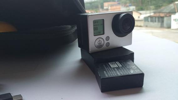 Câmera Gopro Hero3+black Edition (usada)