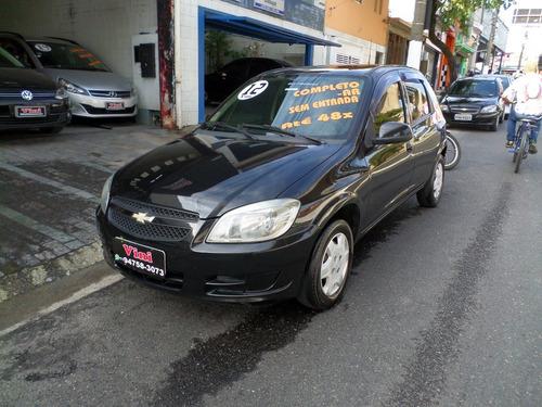 Imagem 1 de 9 de Chevrolet Celta Lt 1.0 8v Flex 2011/2012