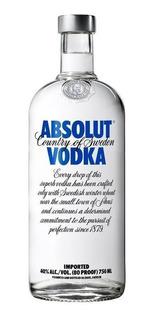 Absolut Vodka Blue (40°) - 750cc