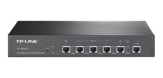 Router TP-Link TL-R480T+ negro 220V 1 unidad