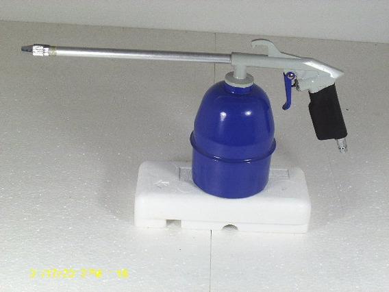 Pistola Pulverizadora Pneumática Bico Longo Michelin